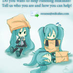 Mikufan is back online! We need your help!