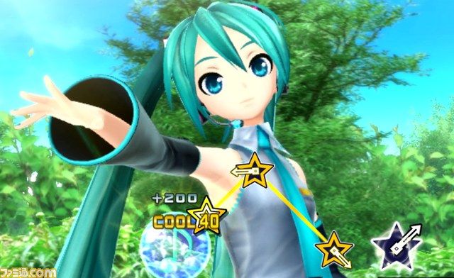 Hatsune Miku Project Diva F 2nd News Update: More Songs, Modules and Game Mechanics Revealed