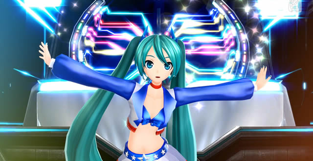 Hatsune Miku: Project Diva f/F2nd Ranked in Game*Spark's Top