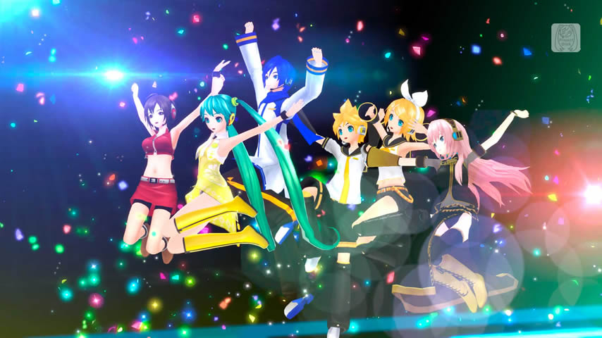 Hatsune Miku Project Diva F 2nd Skins