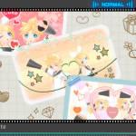 Rin & Len Buds UI skin