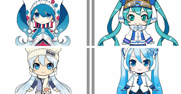 Snow Miku is back, and this time she's collaborating with μ's from ...