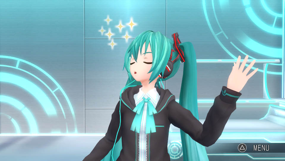 Hatsune Miku: Project DIVA X: Character Interactions ...