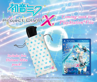 PS Vita version with pouch bonus