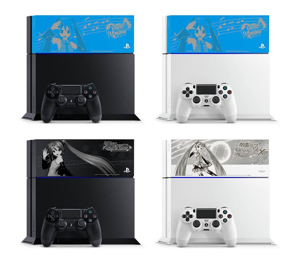 PS4_mikum_models