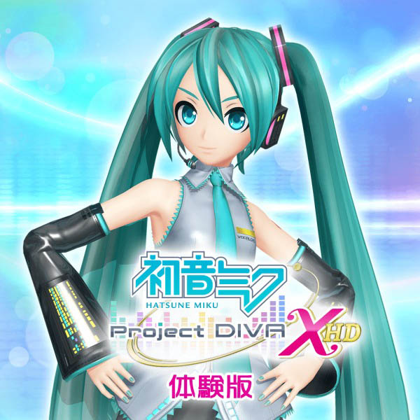 Hatsune miku project diva x hd demo now available in japan - Hatsune miku project diva ...