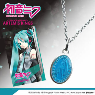 Medal-style Pendant