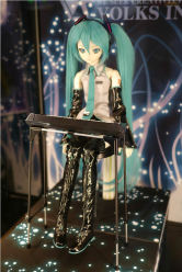 Motorized DD Miku