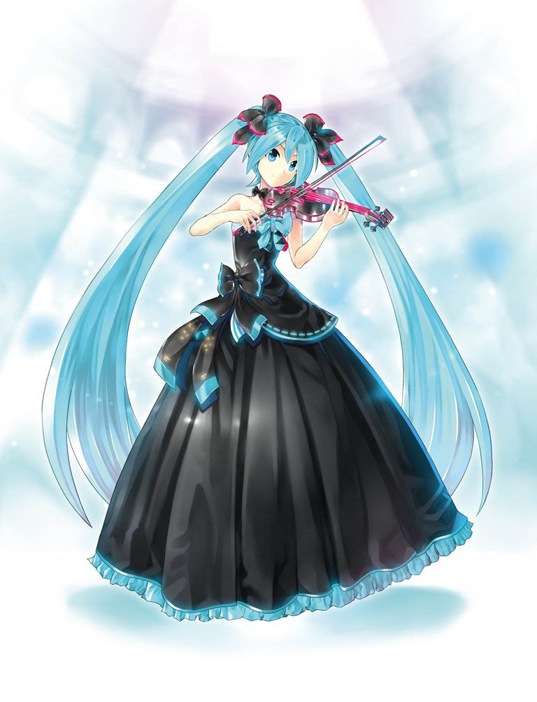 Happy 10th Birthday Hatsune Miku Mikufan Com