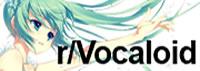 Vocaloid Reddit