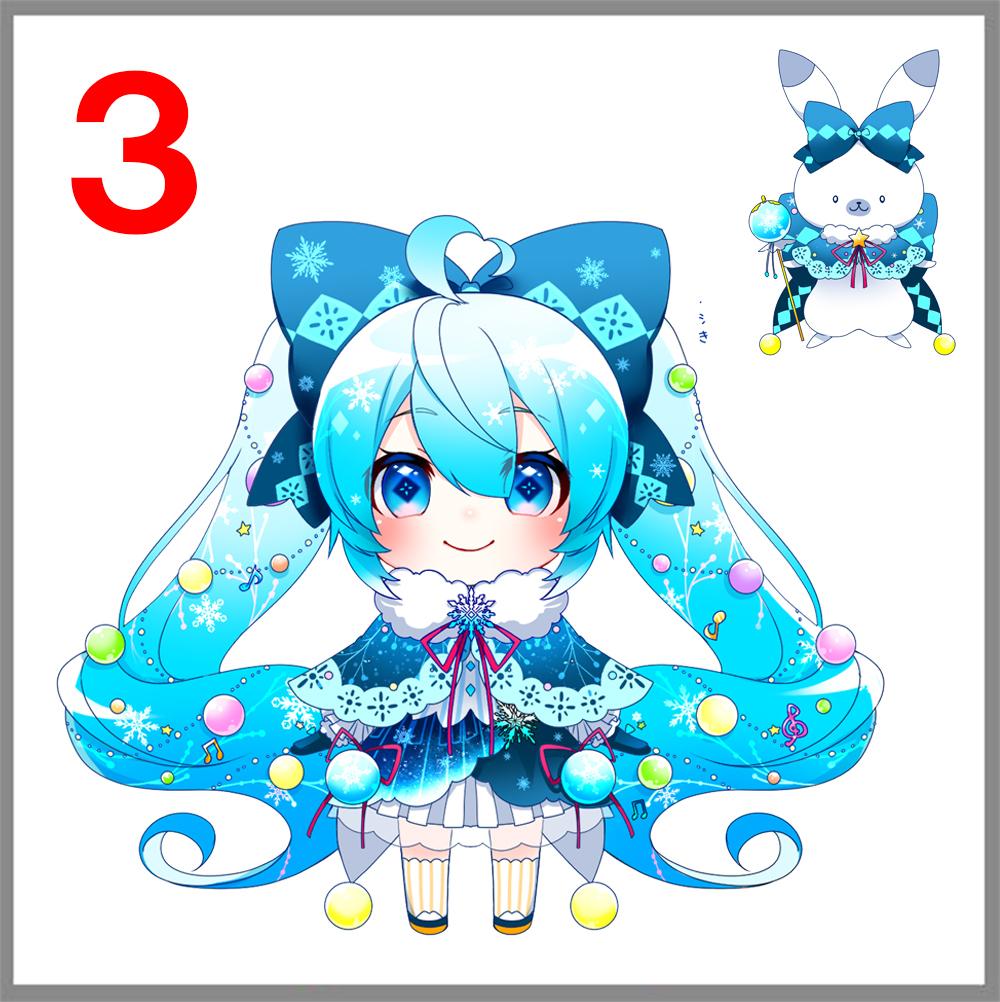 Snow Miku 2021